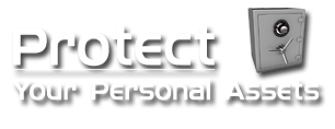 Protect Your Personal Assets Logo